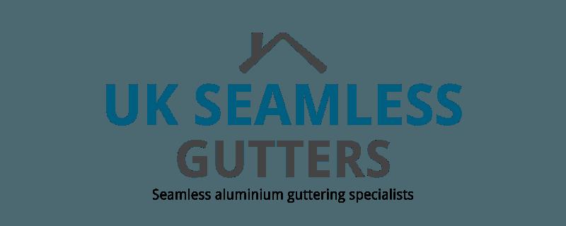 UK Seamless Gutters logo