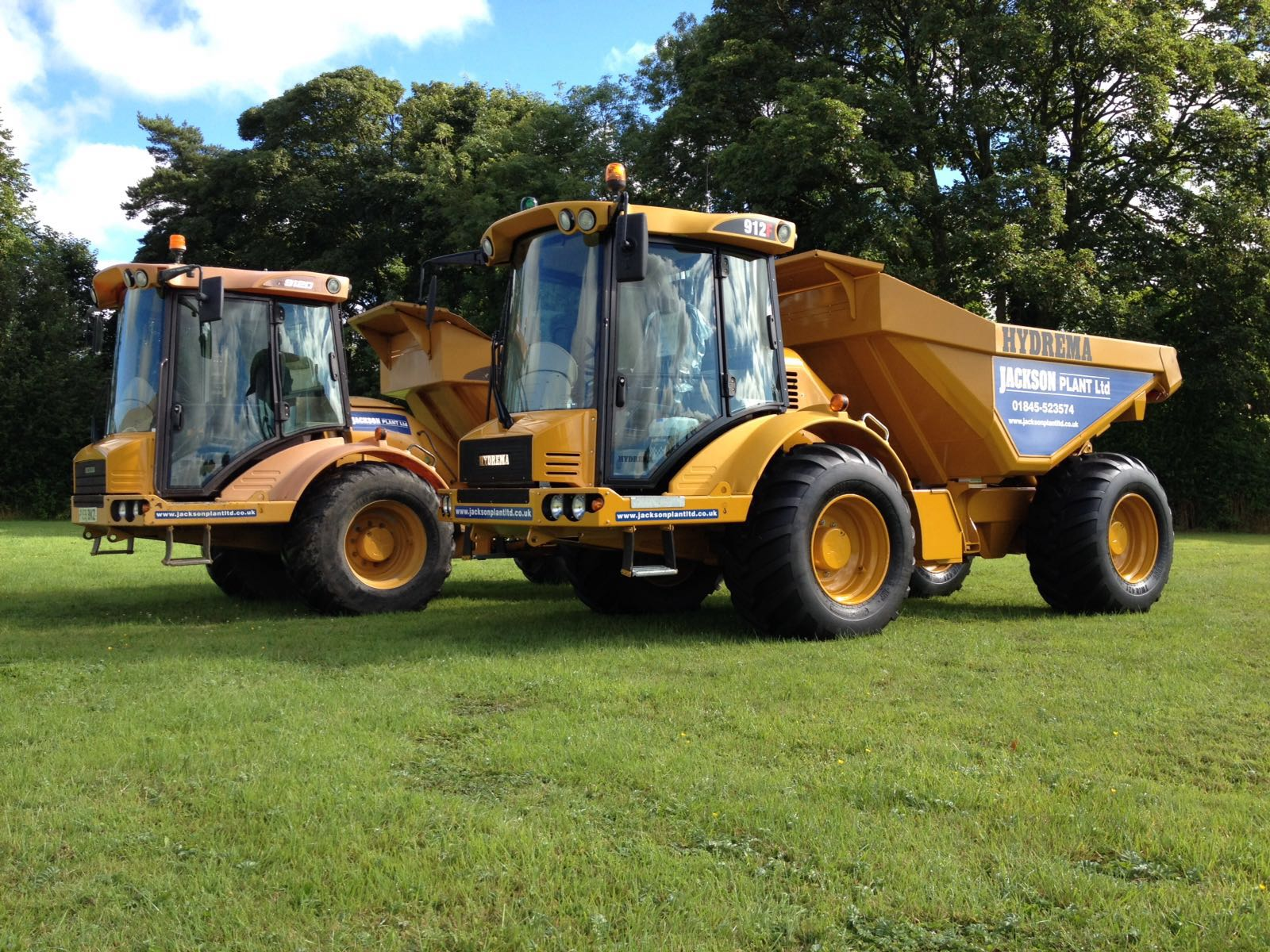 Dumpers for Hire North Yorkshire
