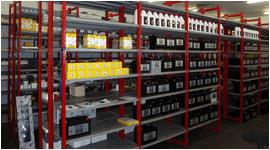 magazzino prodotti friulanarettifiche