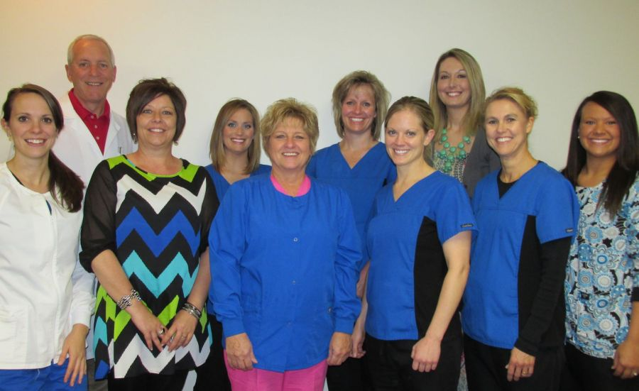 Kearney Dental Clinic staff, general dentistry office in Kearney, NE