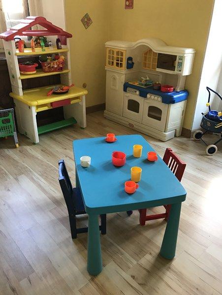 stanza da gioco bambini