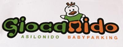 giocanido asilo nido baby parking logo