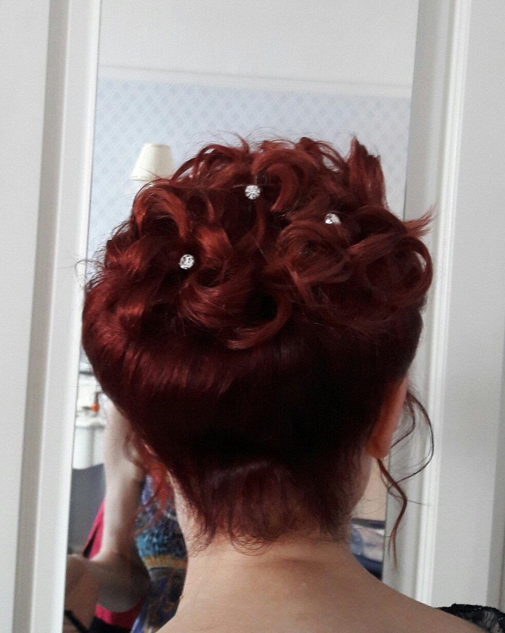 A classic hair style