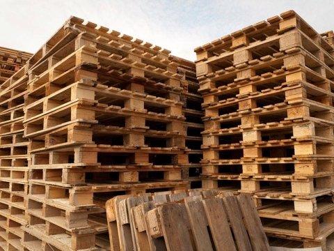 Raccolta scarti legnosi