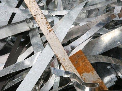 Recupero metalli ferrosi