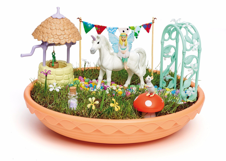 Unicorn Garden from My Fairy Garden