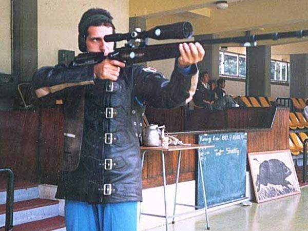 Tecnica di tiro