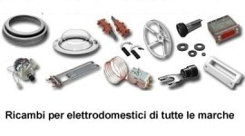 Ricambi elettrodomestici - Torino - Uniservice - chiamata gratuita