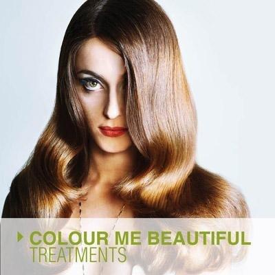 trattamenti colorazione