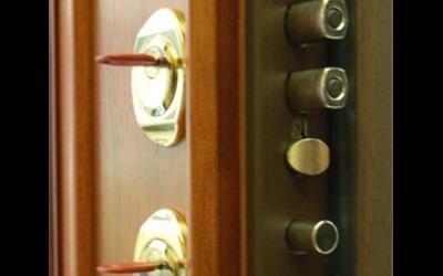ingranaggio porta blindata