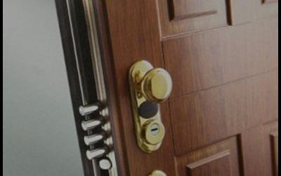 serratura doppia mandata