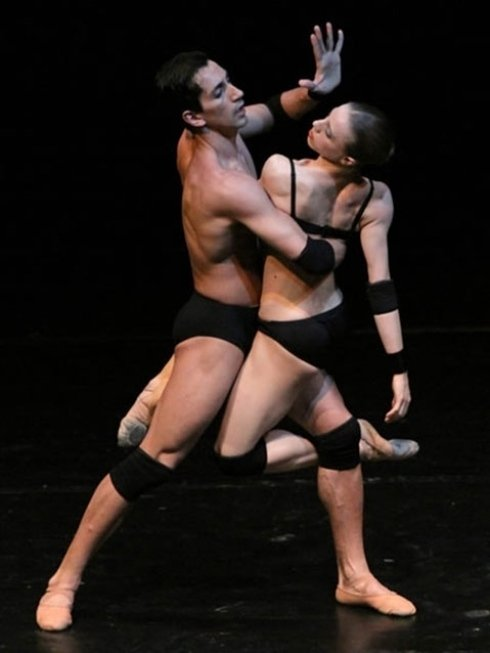performances danza contemporanea