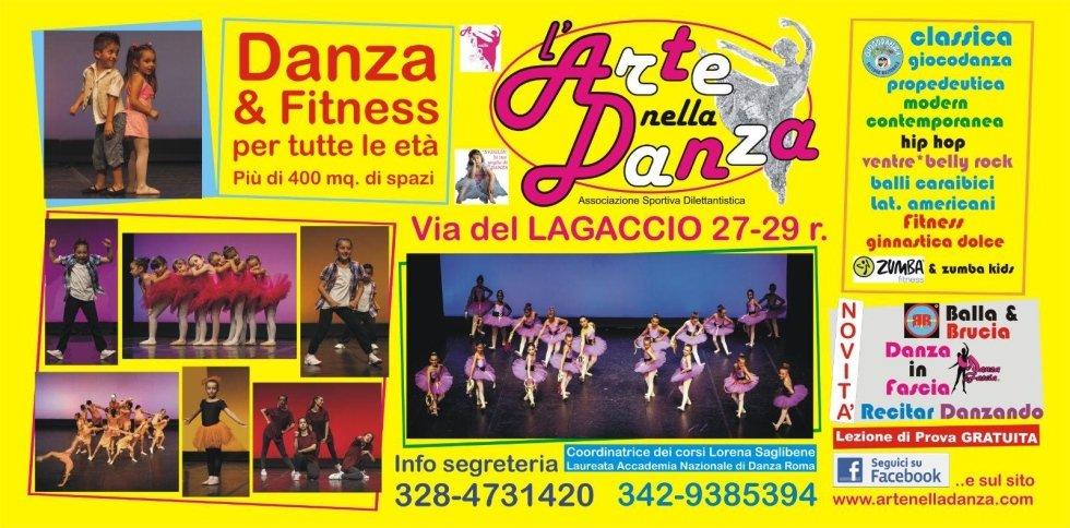 l'arte nella danza genova