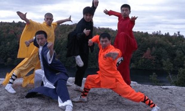 Autodifesa con tecniche di Kung-fu