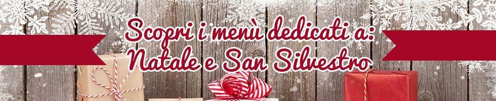 Menu di Natale e capodanno