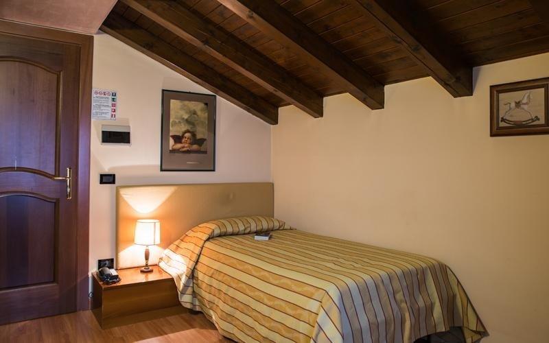 Camere con aria condizionata e tv