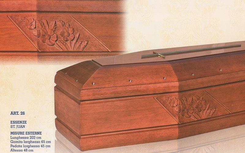 cofano funebre St Juan 26