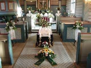 Funeral services in Rome