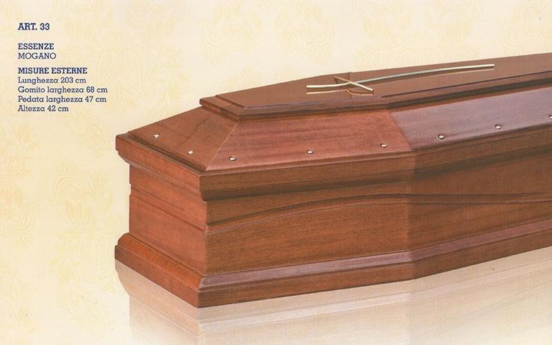 cofano funebre mogano 33
