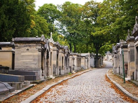 Management of cemeteries