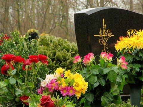 fiori per tombe
