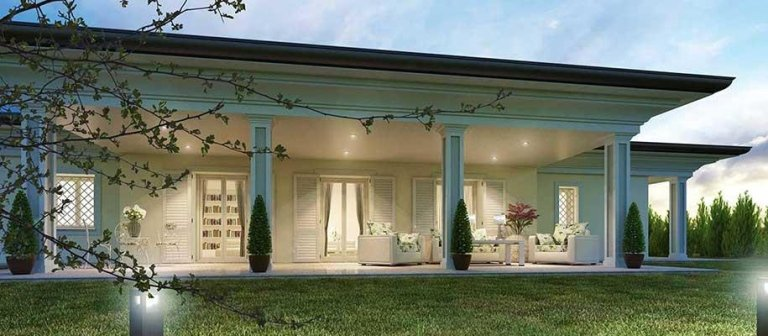villa classica 915