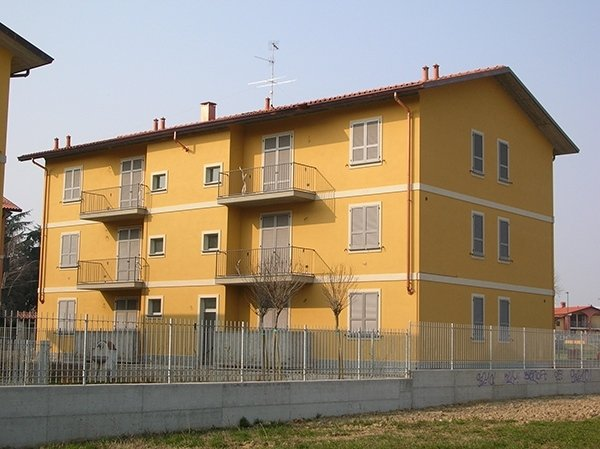 Palazzina residenziale a Castel San Giovanni (PC)
