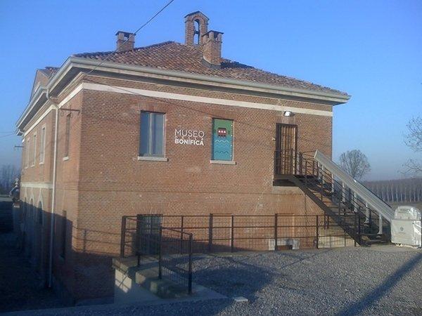 Ristrutturazione Museo della Bonifica  in Chignolo Po (MI)
