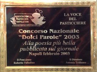 maestri pasticcieri napoletani