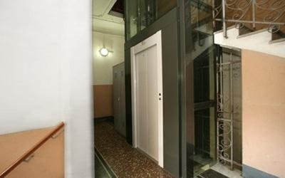 Elevatore a Genova