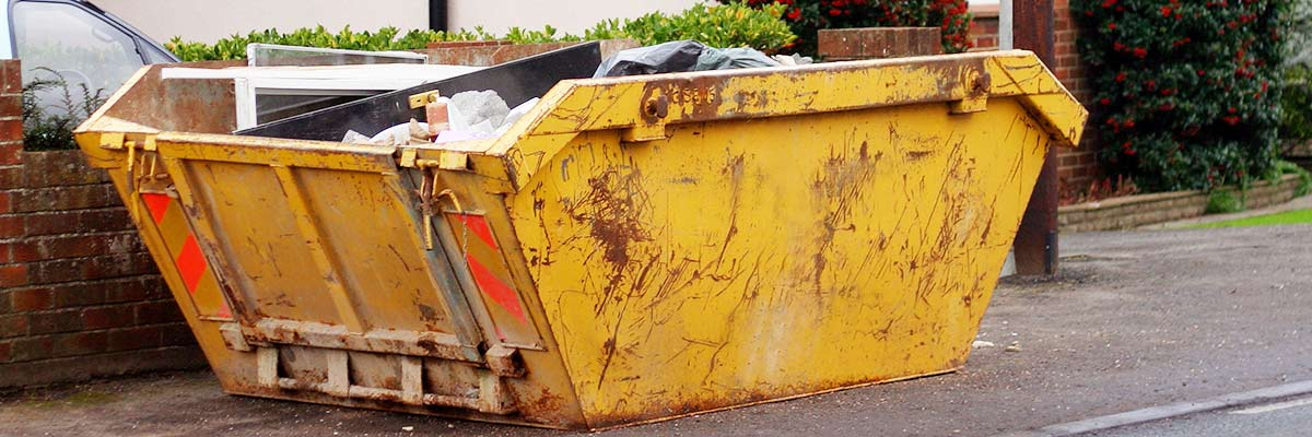goulburn valley skip hire bin for waste removal
