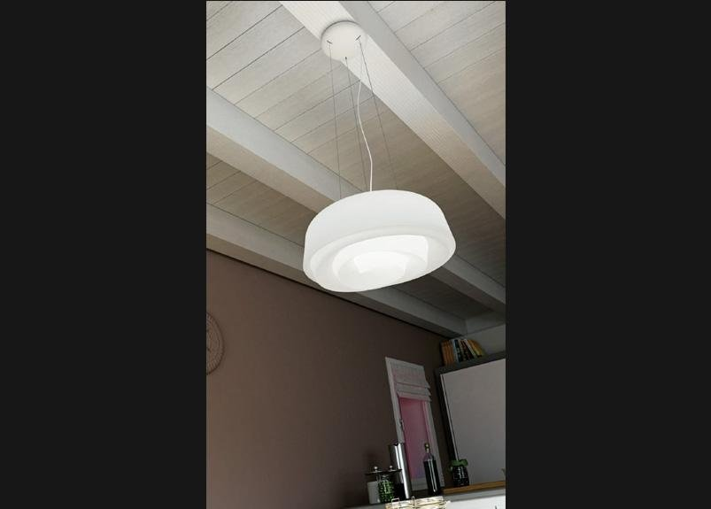 lampada sospensione particolare