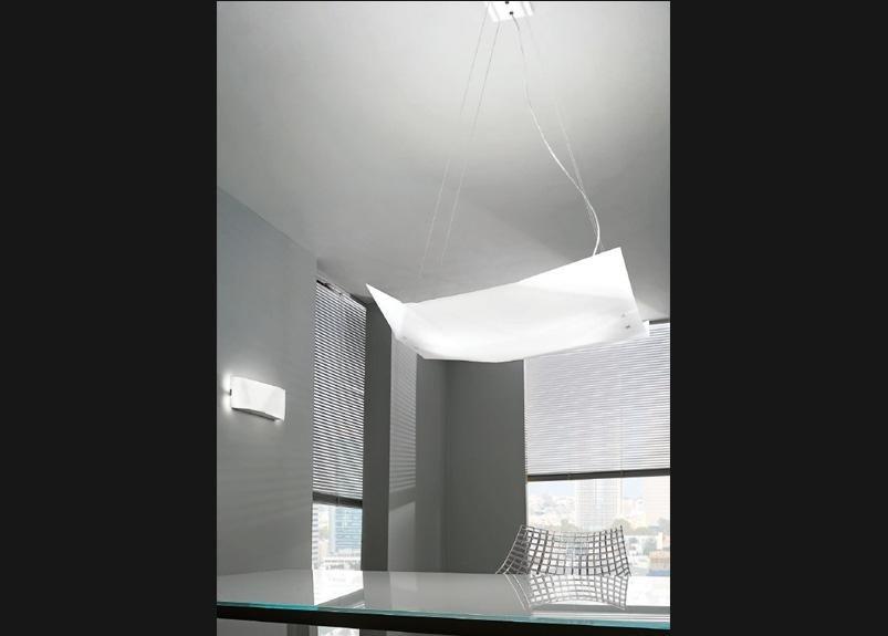 lampada sospensione quadrata