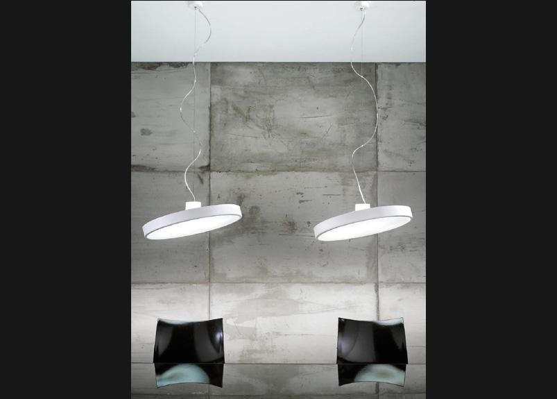 lampada sospensione doppia