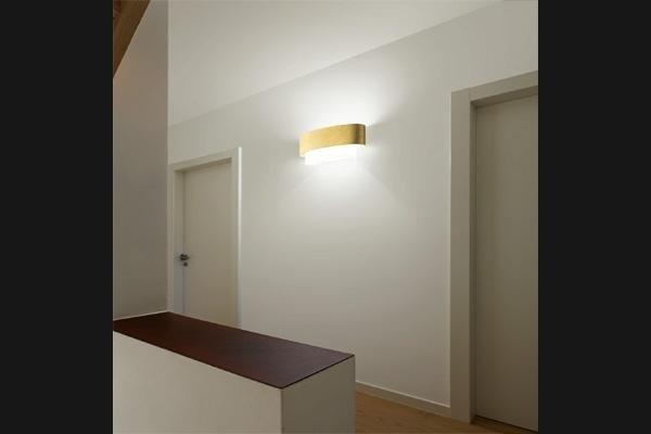 lampade da parete luce marrone