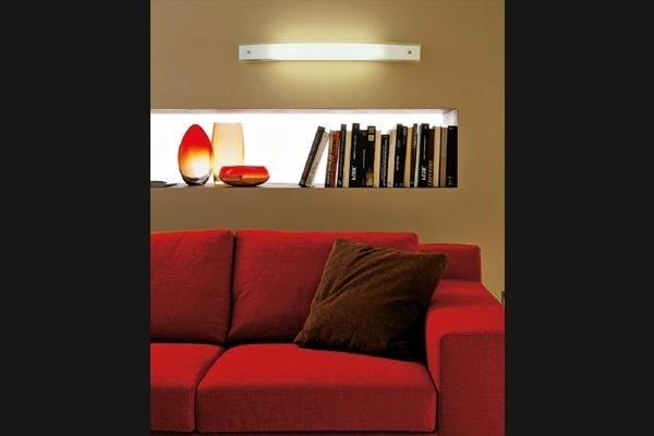 lampada da parete decorata