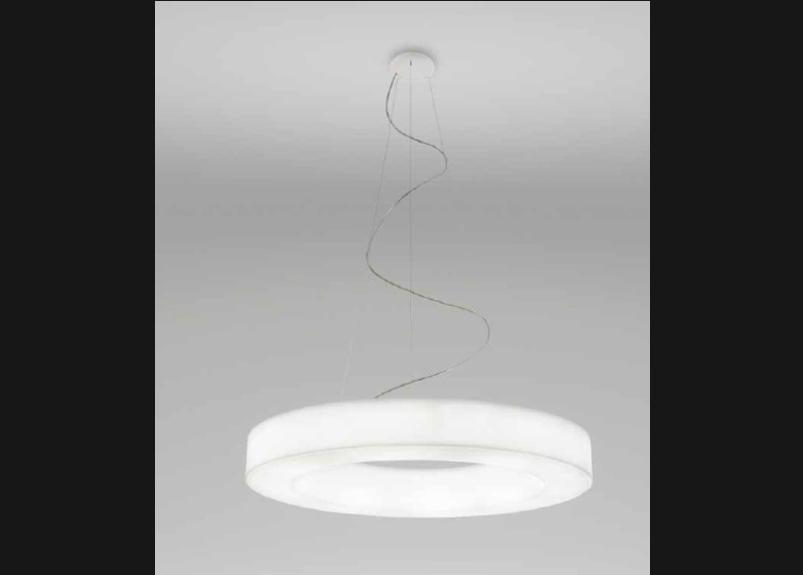 lampadario circolare