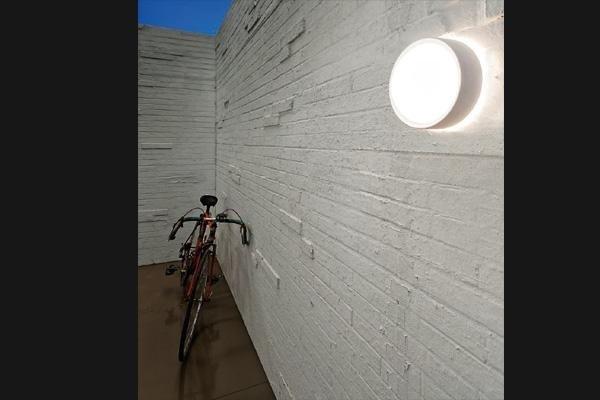 lampade parete rotonda