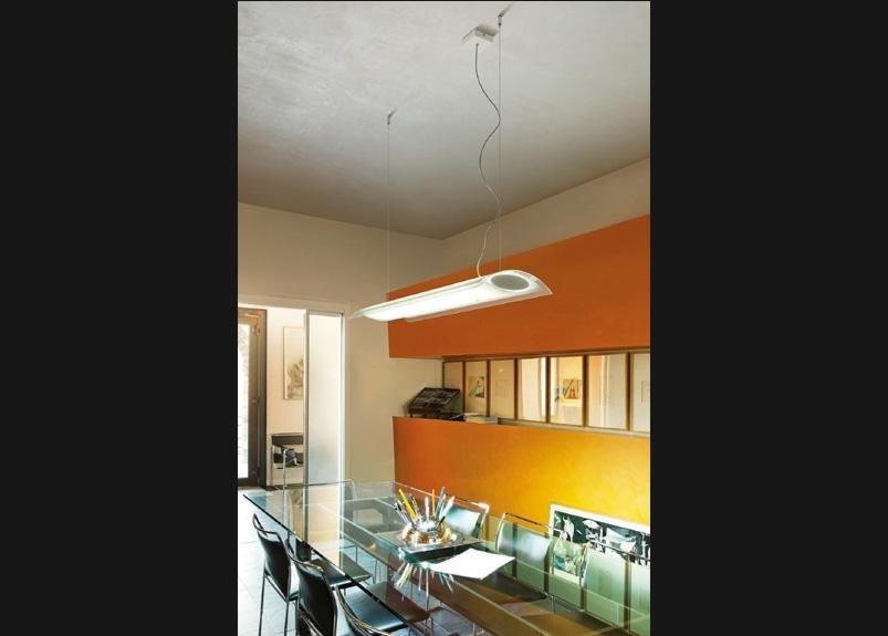 lampada sospensione rettangolare