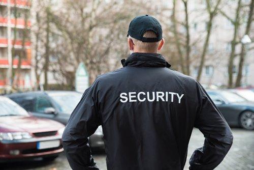 personale della sicurezza