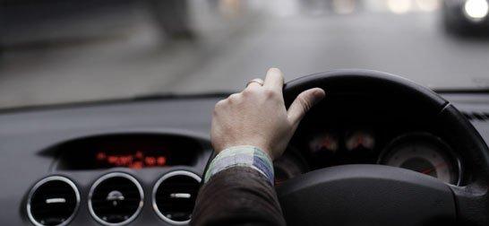 limousine steering wheel
