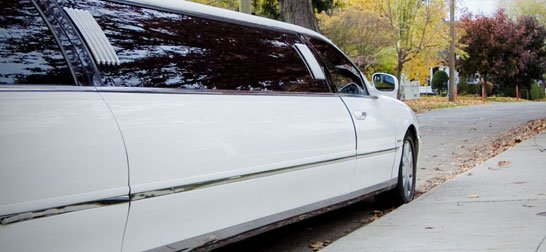 Limousine hire from Total Travel