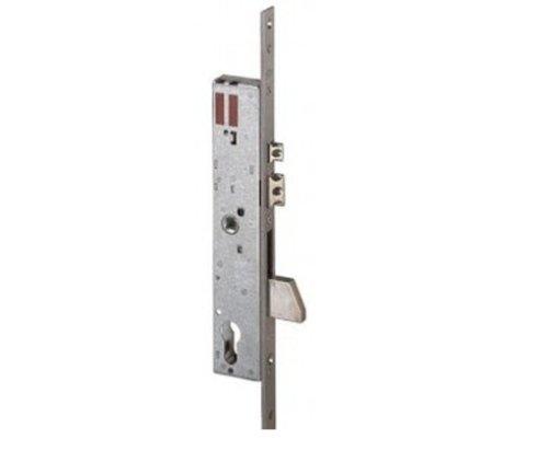 lato di una serratura blindata in ferro