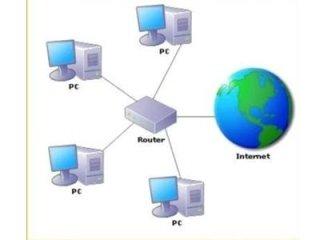 Installazione rete LAN