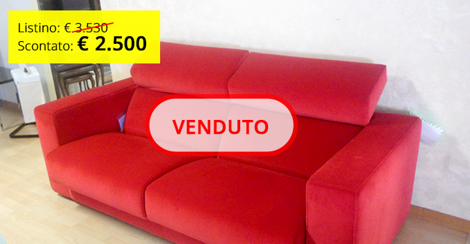 Outlet divani perugia pietrafitta mobili marchesini for Mobili scontatissimi