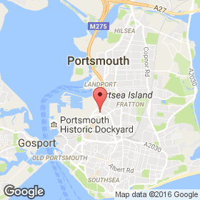 Contact Us Home Cleaners In Portsmouth AJ Cleaning Services - Portsmouth map of us