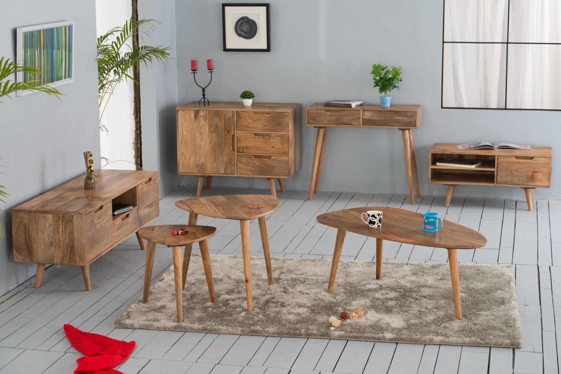 Pine Living Room Furniture Sets: Pine Furniture For Your Bedroom, Living Room And Office