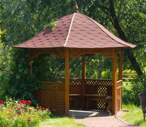 gazebo legno, gazebo giardino, azienda gazebo
