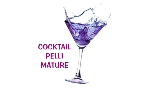 cocktail pelli mature