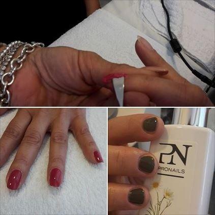 trattamento per unghie peel off